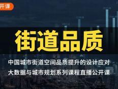 中国城市街道空间品质提升的设计应对